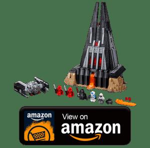 Best Villain Base LEGO Star Wars Set