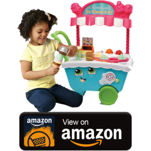 Leapfrog Scoop and Learn Ice Cream Cart - A Perfect Motor Skills Trainer