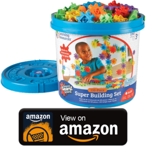 Learning Resources Gears - Super Building Toy Set
