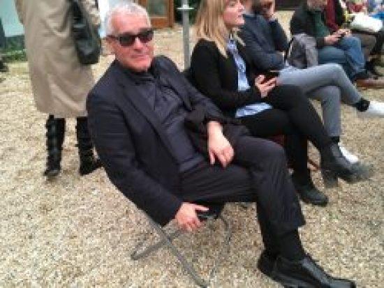 Marco Scotini at PAV, Turin