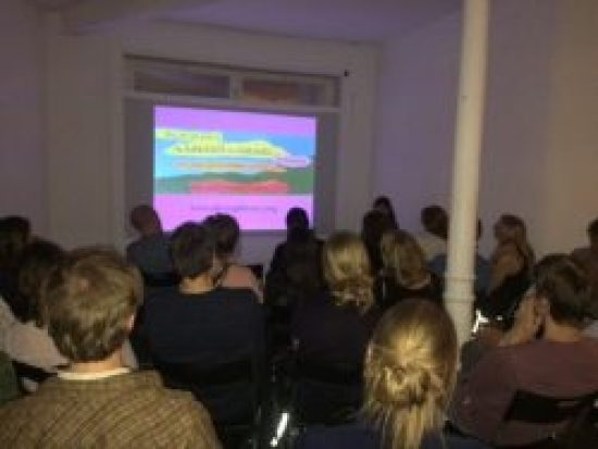Public Talk at Kulturfolger, Zurich