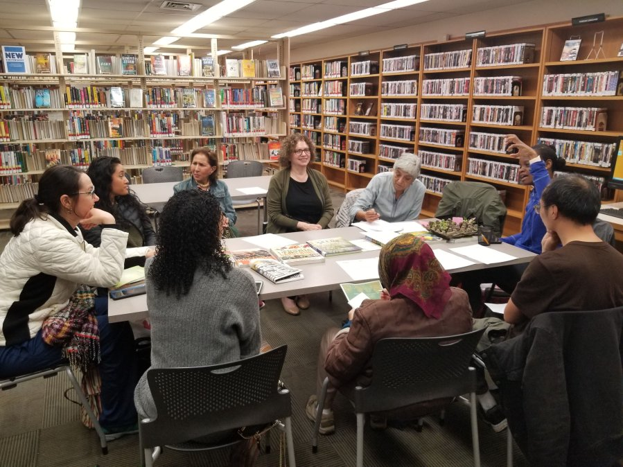 2nd free monthly organic gardening workshop in RI Public LIbrary