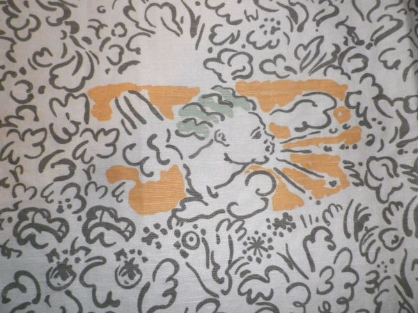 Laura Ashley And Bloomsbury Group Ali Vintage Fabric