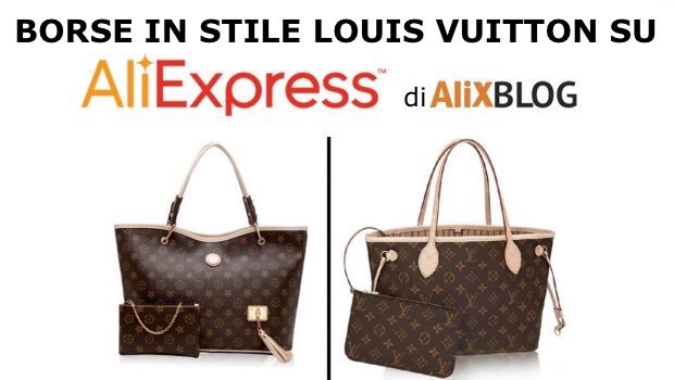 Louis Vuitton su AliExpress  Trucchi di 2019