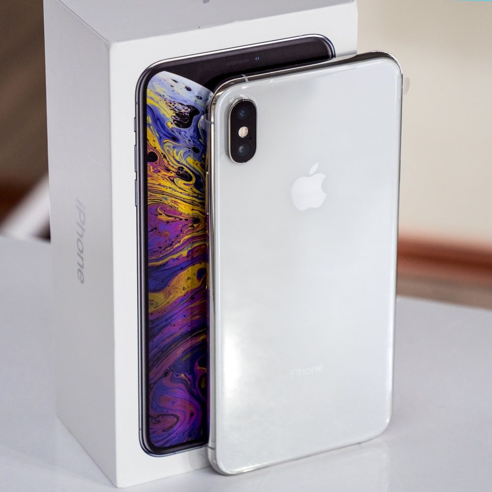 Apple Iphone Xs в белом цвете