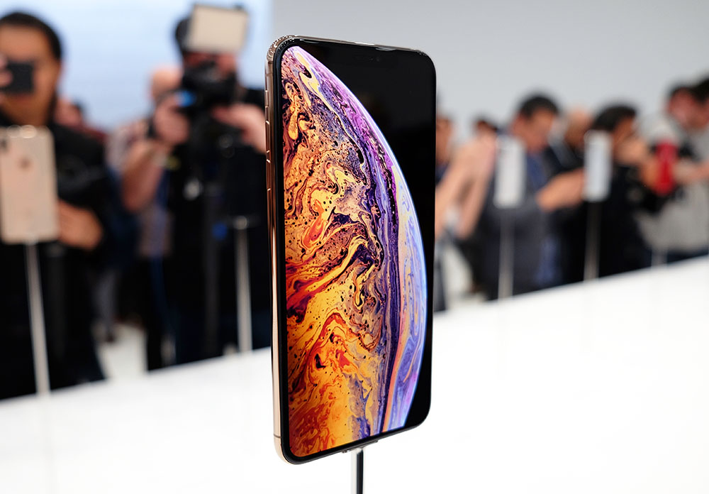 Стильный дизайн Apple Iphone Xs Max