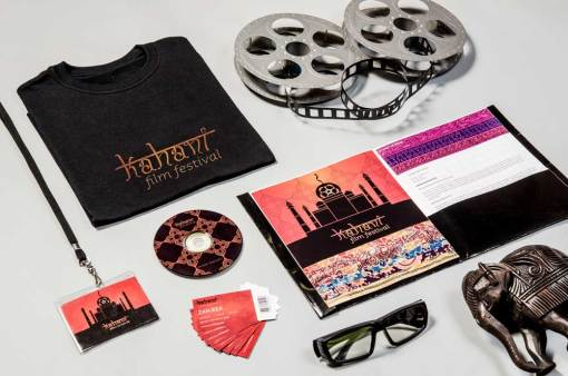 Design: Kahani Film Festival