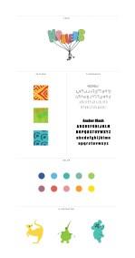 Branding Board: Kanga Koolers
