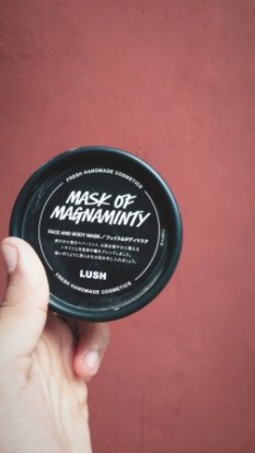 review skin care mask of magnaminty