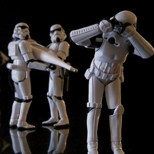 sick storm trooper