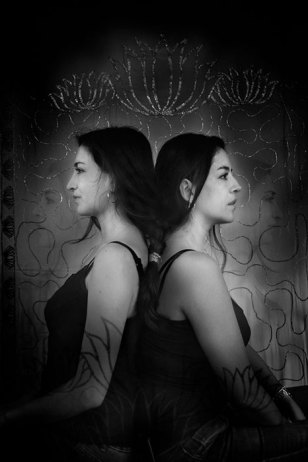Jimena y Esperanza Gonzalez