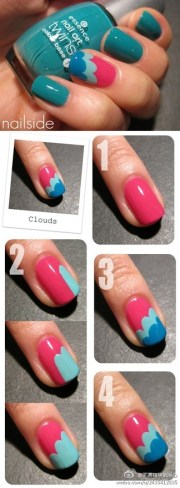 step nail art design