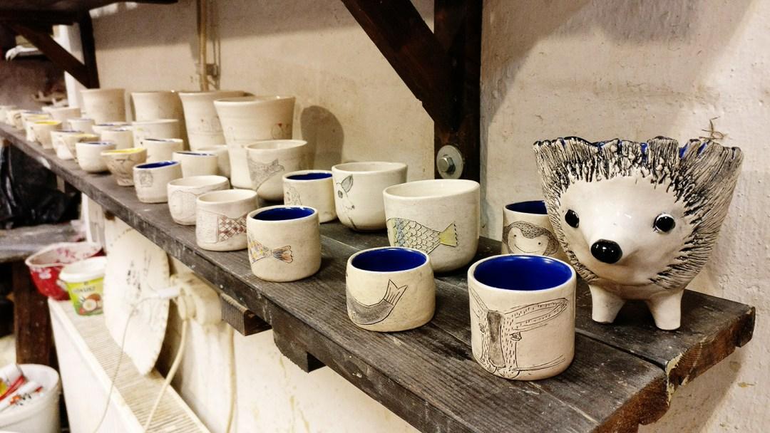 Noha Ceramic Studio and School | Budapest Design Week 2017