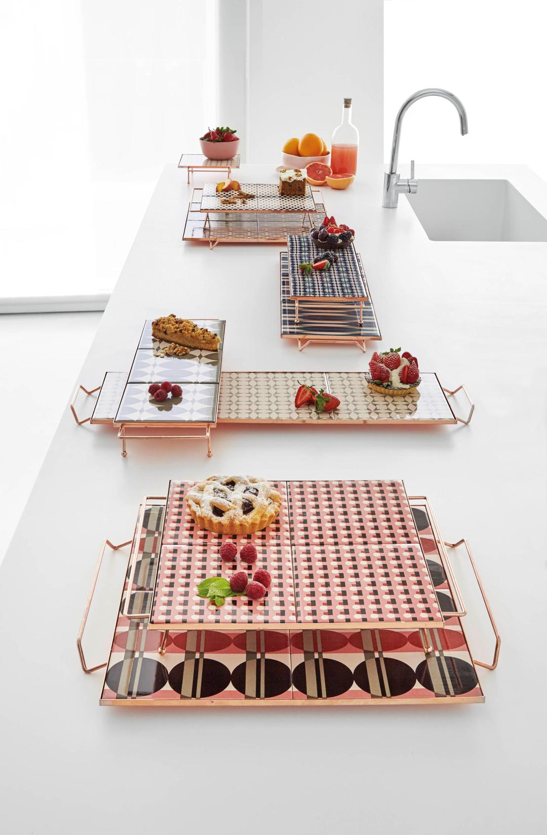Mix & Match Tray by GAN | Millennial pink ideas for your perfect home