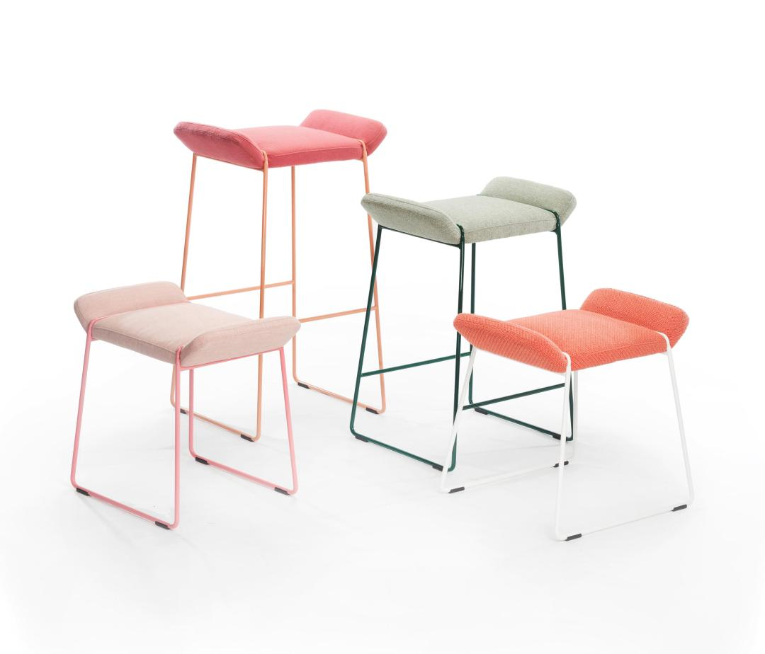 Frankie BS family by Johanson | Millennial pink ideas for your perfect home