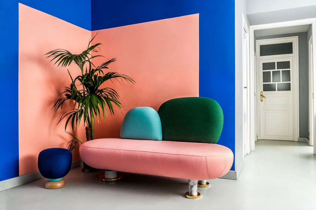 Masquespacio's Toadstool collection | Millennial pink ideas for your perfect home