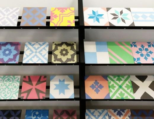 iamart Cement Tile Manufacturer | Budapest Design Week 2017