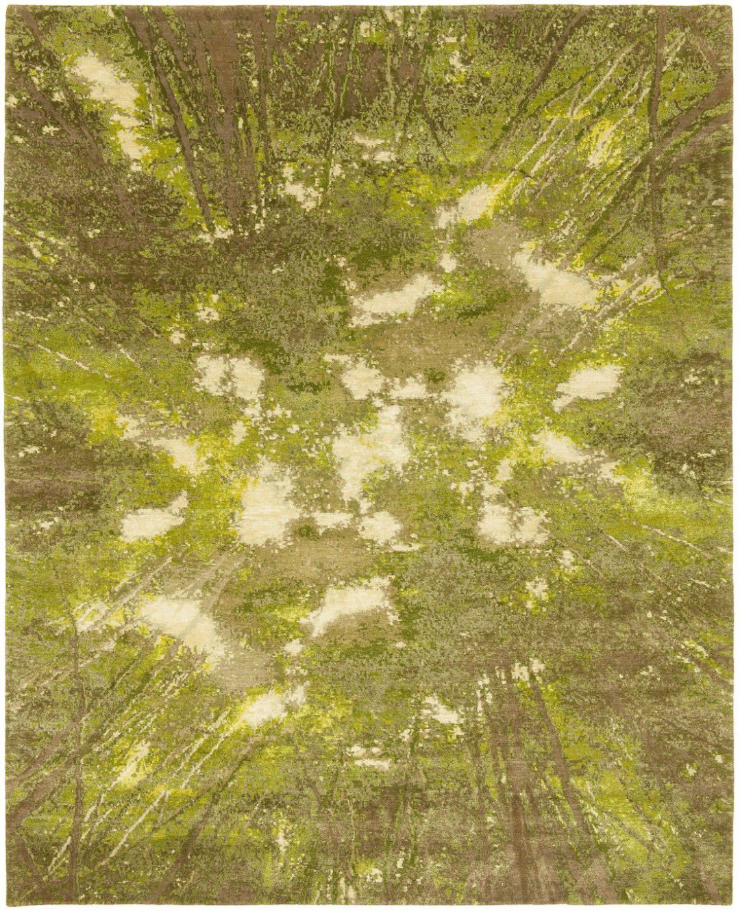 Jungle by Jan Kath - Tropical rugs - Transform your home into a tropical paradise | Aliz's Wonderland