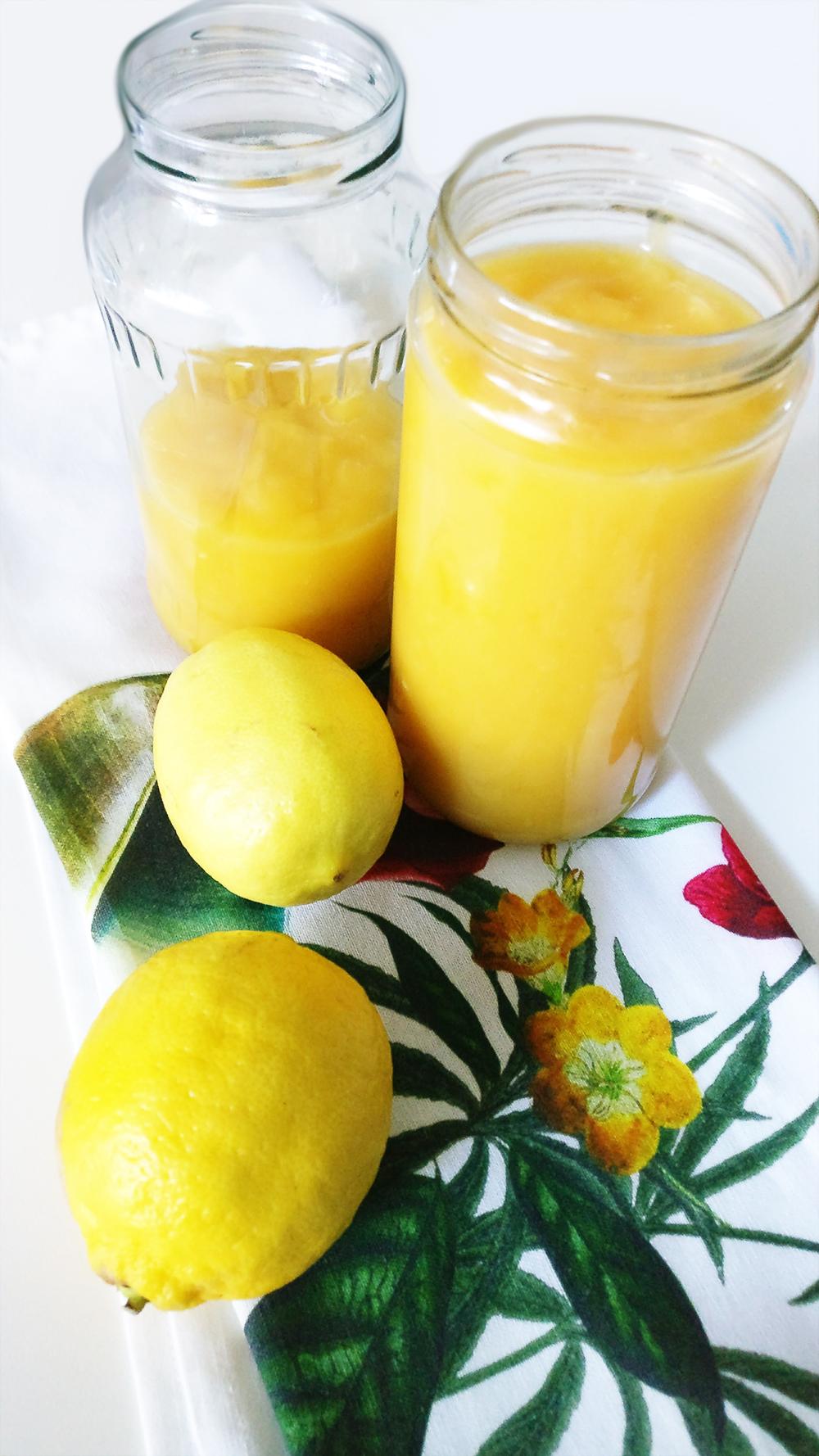 Delicious lemon curd from 4 ingredients | Aliz's Wonderland