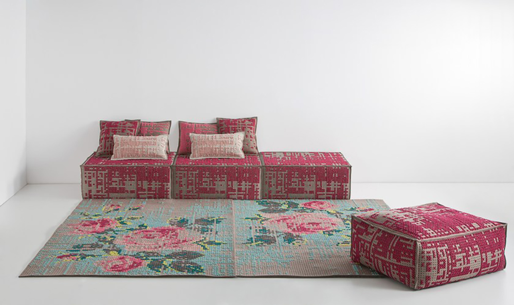 How To Give Life To Your Interior With Floral Pattern