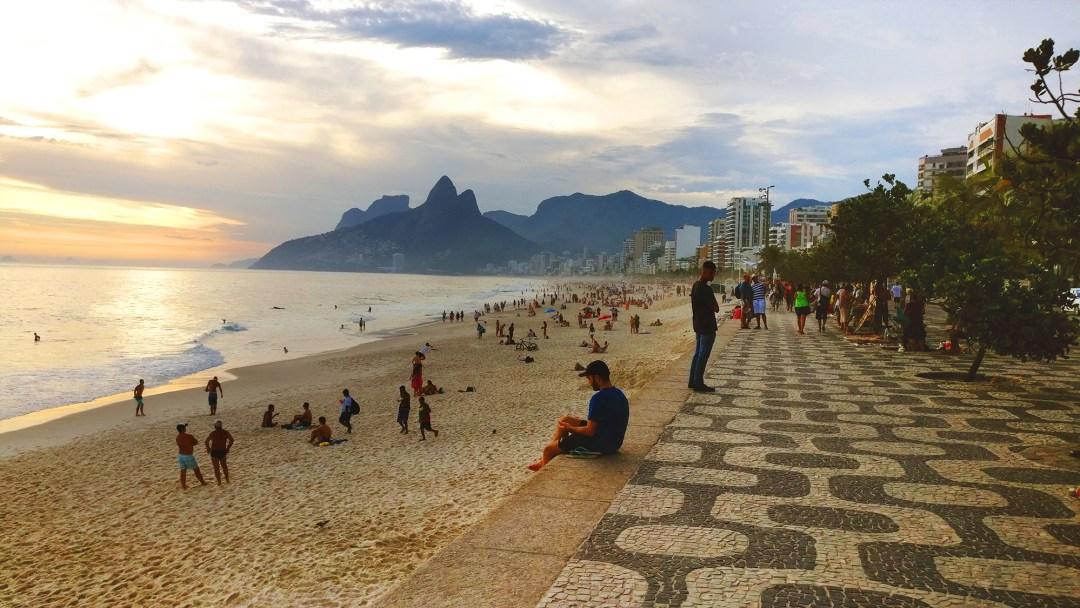Praia de Ipanema - Best beaches in Rio de Janeiro | Aliz's Wonderland