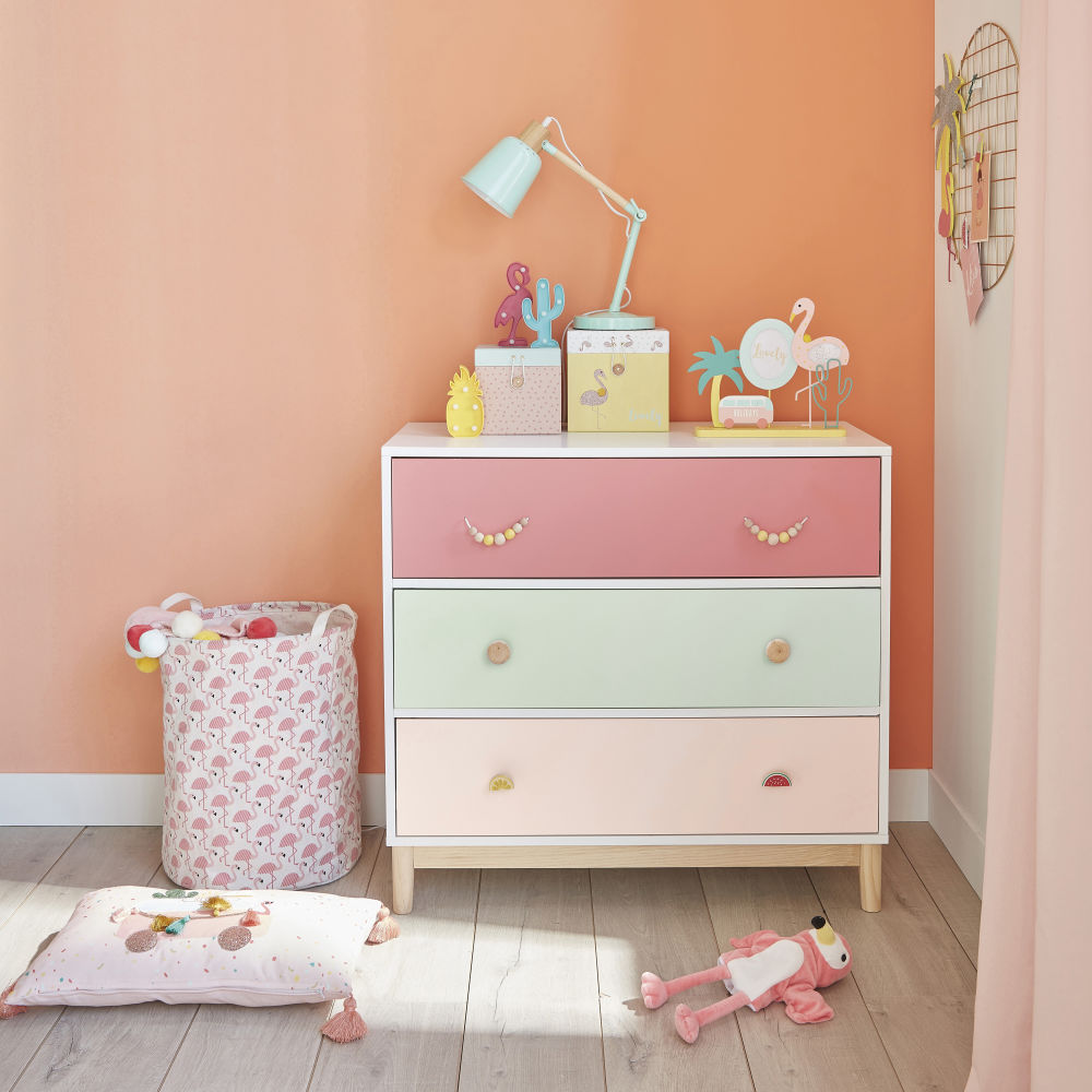 Flamingo cuteness overload in a pink room - Decorate your home with flamingos | Aliz's Wonderland