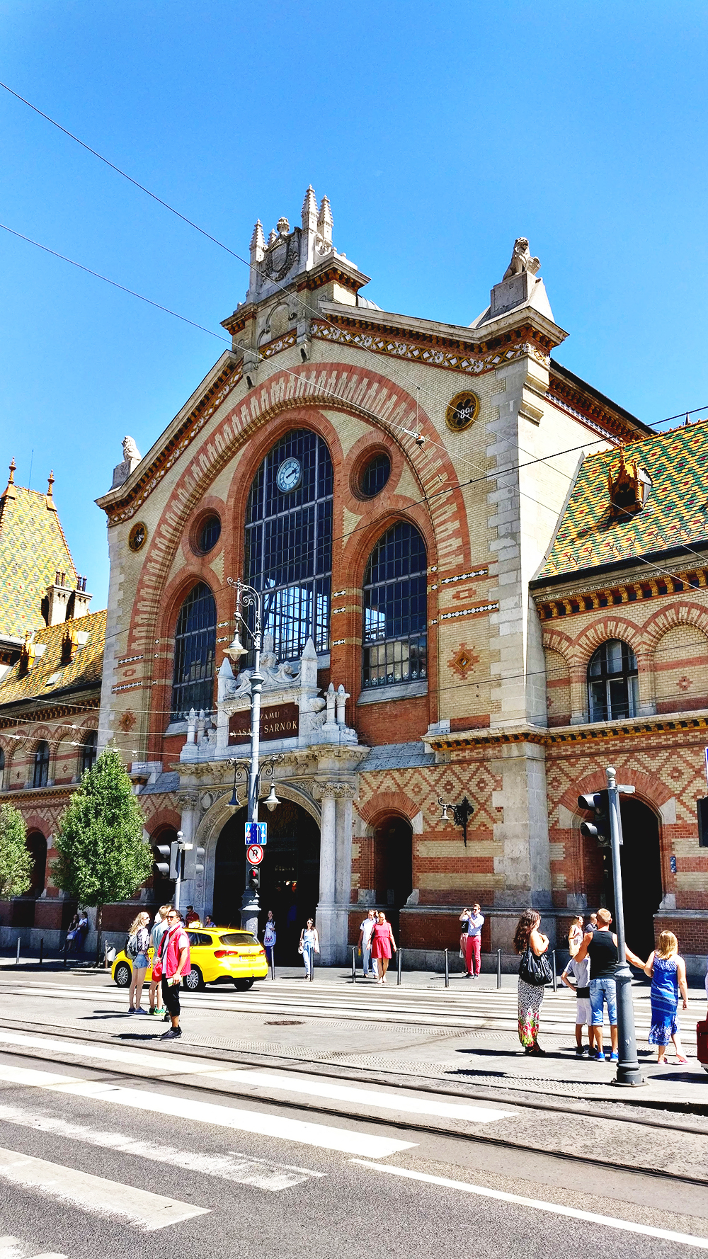 Discover the Great Market Hall - Budapest bucket list - Top things to do in Budapest   Aliz's Wonderland #travel #Budapest #bucketlist #Budapestbucketlist #printable