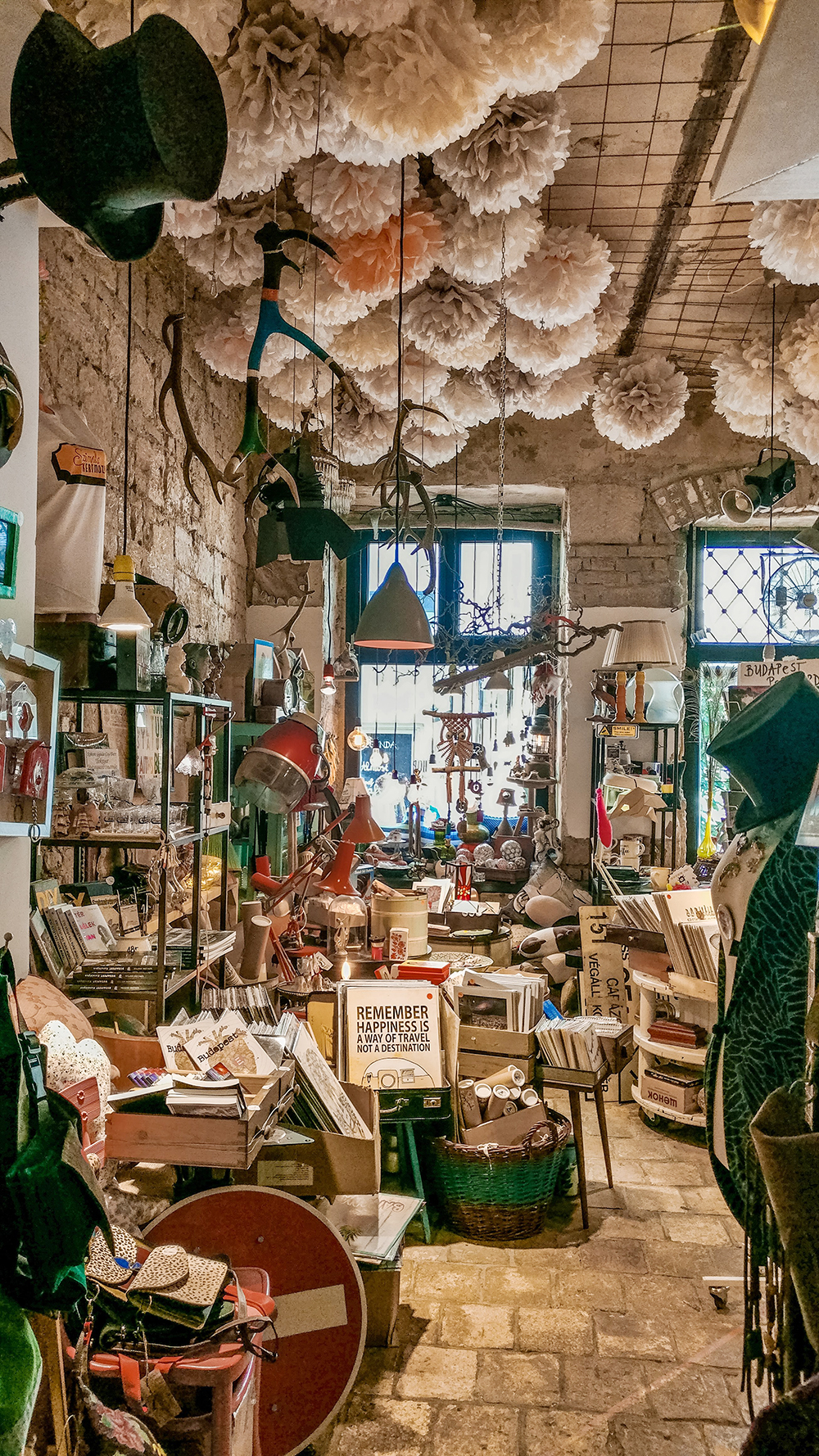 Szimpla Design Shop - Budapest design shop guide to best Hungarian souvenirs | Aliz's Wonderland