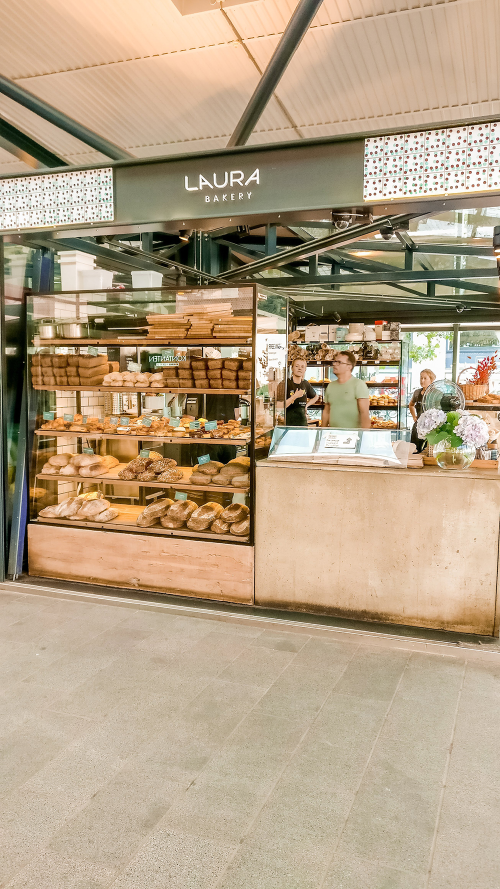 Breakfast at Torvehallerne food market - Copenhagen 3-day travel itinerary | Aliz's Wonderland