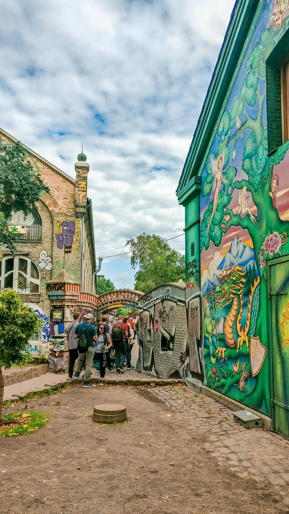 Freetown Christiania - Copenhagen 3-day travel itinerary | Aliz's Wonderland