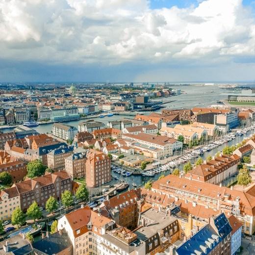 Christianshavn - Church of Our Saviour - Copenhagen 3-day travel itinerary | Aliz's Wonderland