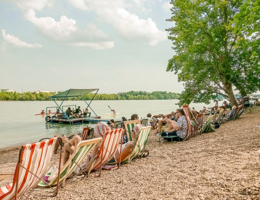 Fellini Római Kultúrbisztró - Budapest's best outdoor bars along the Danube, a local's picks | Aliz's Wonderland