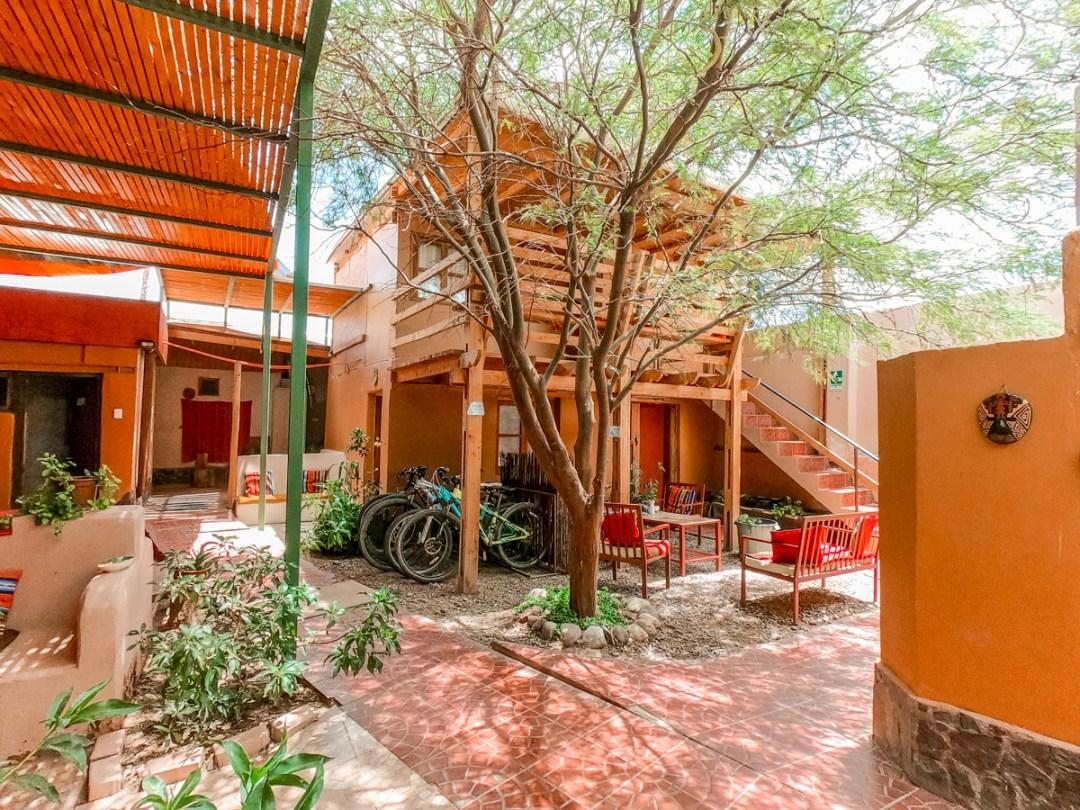 Hostal Nuevo Amanecer - Where to stay in San Pedro de Atacama? - How to plan your perfect trip to San Pedro de Atacama, Chile? | Aliz's Wonderland