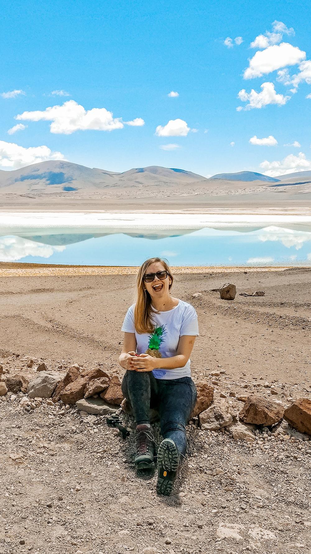 Laguna Tuyajto - How to plan your perfect trip to San Pedro de Atacama, Chile? | Aliz's Wonderland