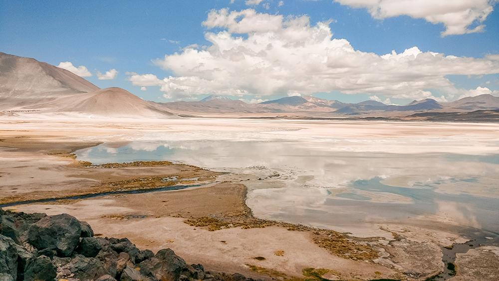 Salar de Aguas Calientes - How to plan your perfect trip to San Pedro de Atacama, Chile? | Aliz's Wonderland