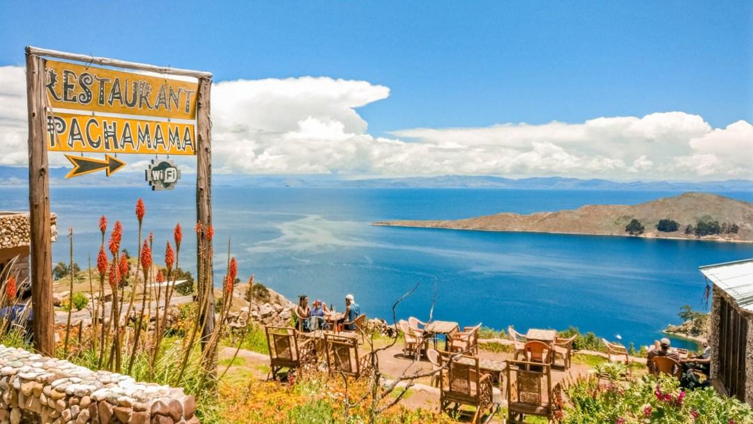 Restaurant Pachamama - A day trip to Isla del Sol, Bolivia | Aliz's Wonderland