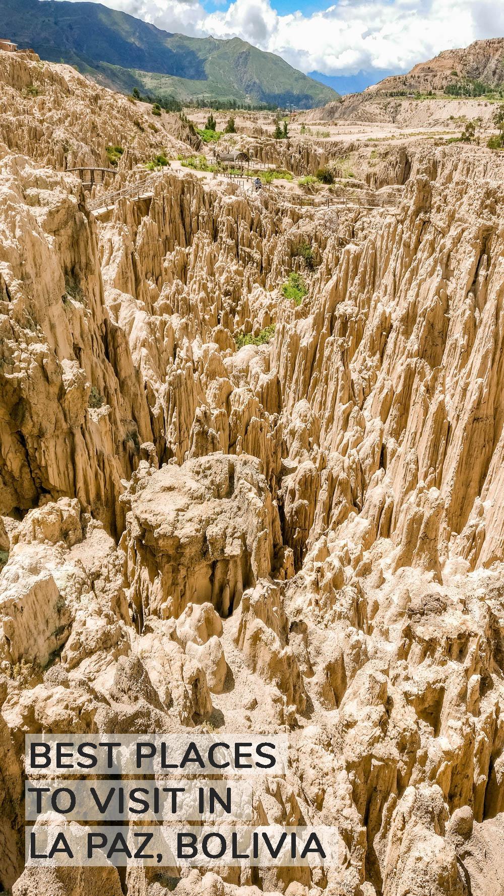 Best places to visit in La Paz, Bolivia | Aliz's Wonderland