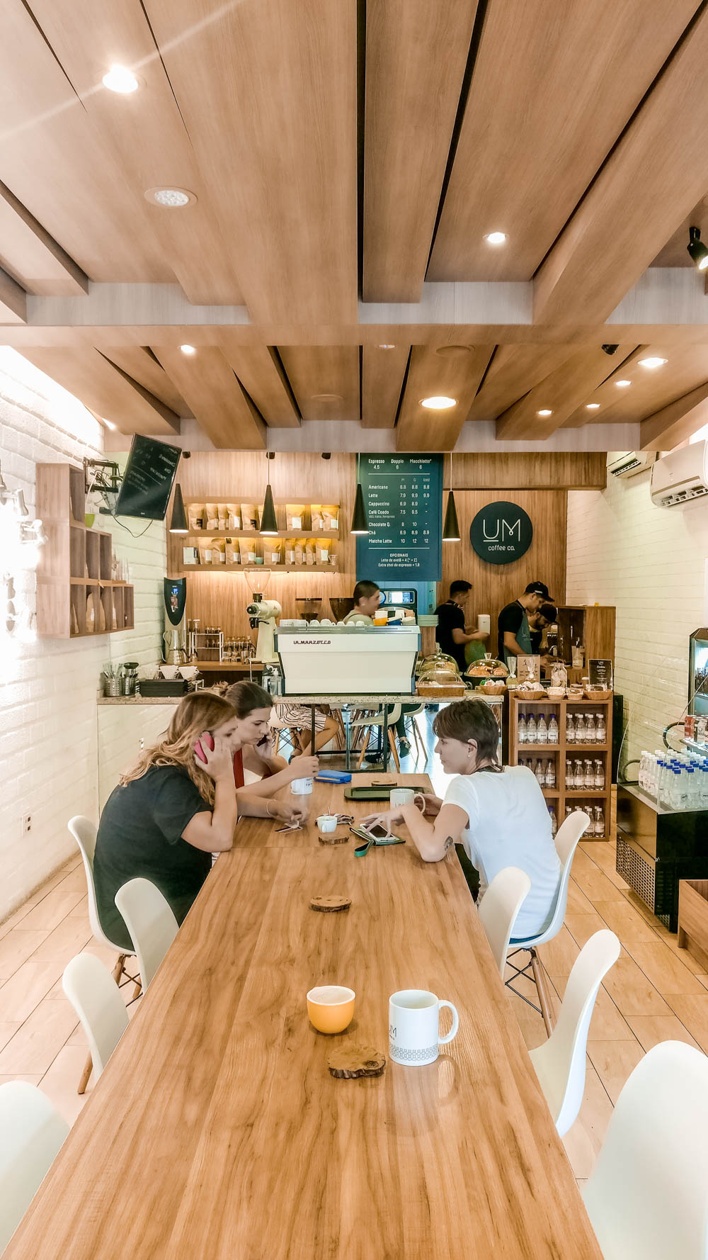 Um Coffee Co. - Itaim Bibi - Specialty coffee shop guide to São Paulo, Brazil | Aliz's Wonderland