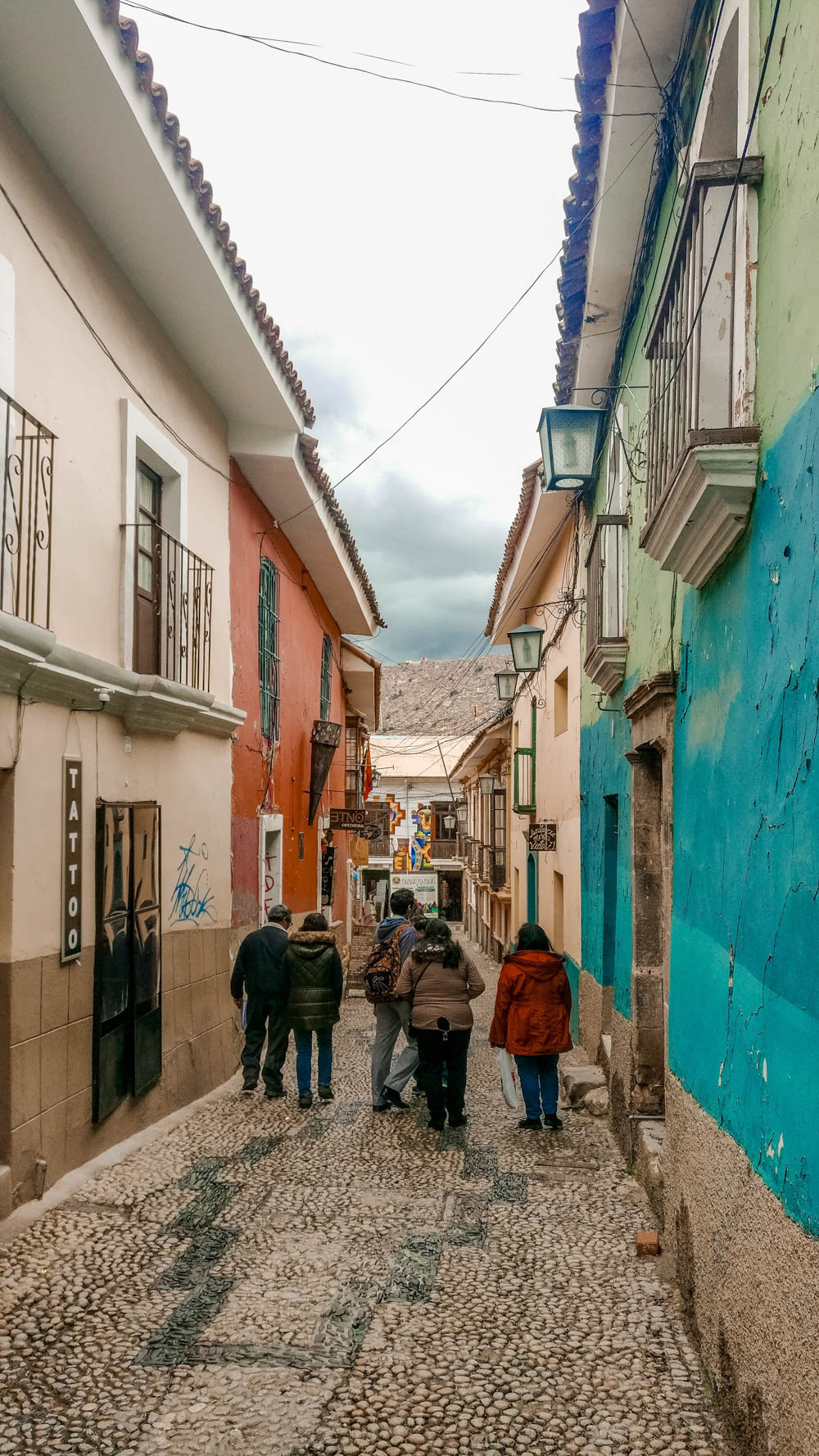 Calle Jaen, the historical street of La Paz - Bolivia 2-week itinerary and travel guide | Aliz's Wonderland