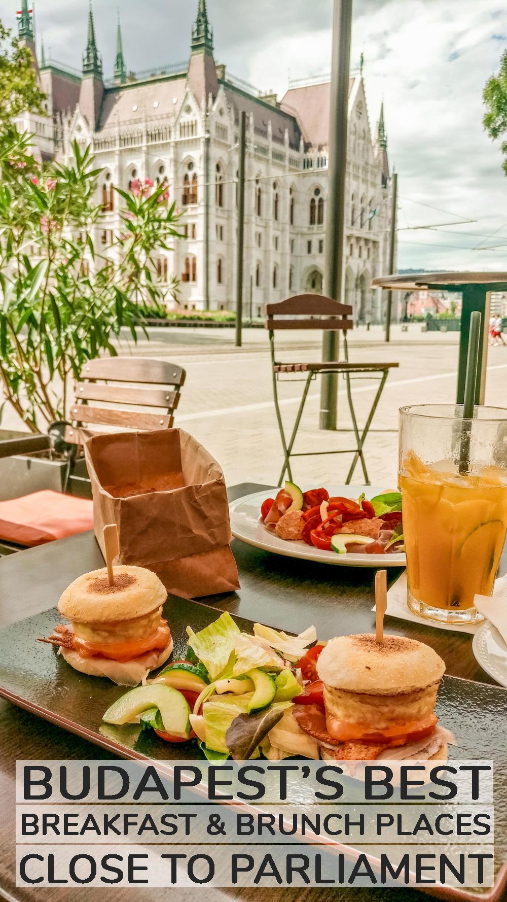 Budapest's best breakfast & brunch places close to the Parliament | Aliz's Wonderland