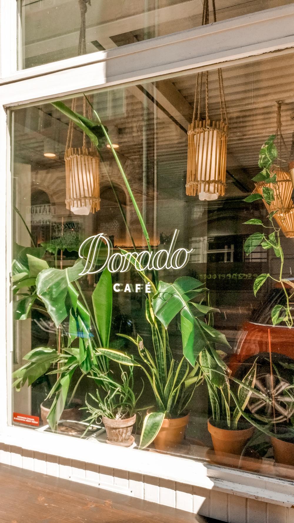 Dorado Café - 10 must-visit stylish specialty coffee shops in Budapest, Hungary   Aliz's Wonderland