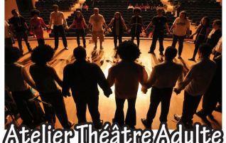 Atelier théâtre adulte : début des cours en février