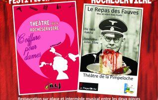 Festival de théâtre le samedi 2 novembre