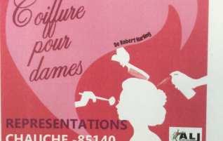 Coiffure pour dames : 2 représentations à Chauché