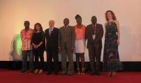 افتتاح الدورة التاسعة عشرة لمهرجان السينما الإفريقية بخريبكة