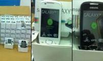 إيقاف مهاجر مغربي باسبانيا حاول تهريب  كمية كبيرة من  الهواتف الذكية