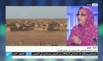 صحفي بفرانس24 يربك حسابات الانفصالية أمينة حيدر عن قضية الوحدة الترابية