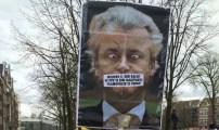"""مُظاهرة أمستردام : هنا في هولندا نقول """"تْفُوا"""" ضد العنصرية !!"""