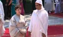 الجالية 24 تتشرف بالسلام على جلالة الملك محمد السادس خلال  حفل استقبال بمناسبة عيد العرش المجيد