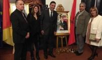 """روبورتاج """"اليوم  الثقافي المغربي """"الذي نظمته القنصلية العامة للمملكة المغربية بلييج"""